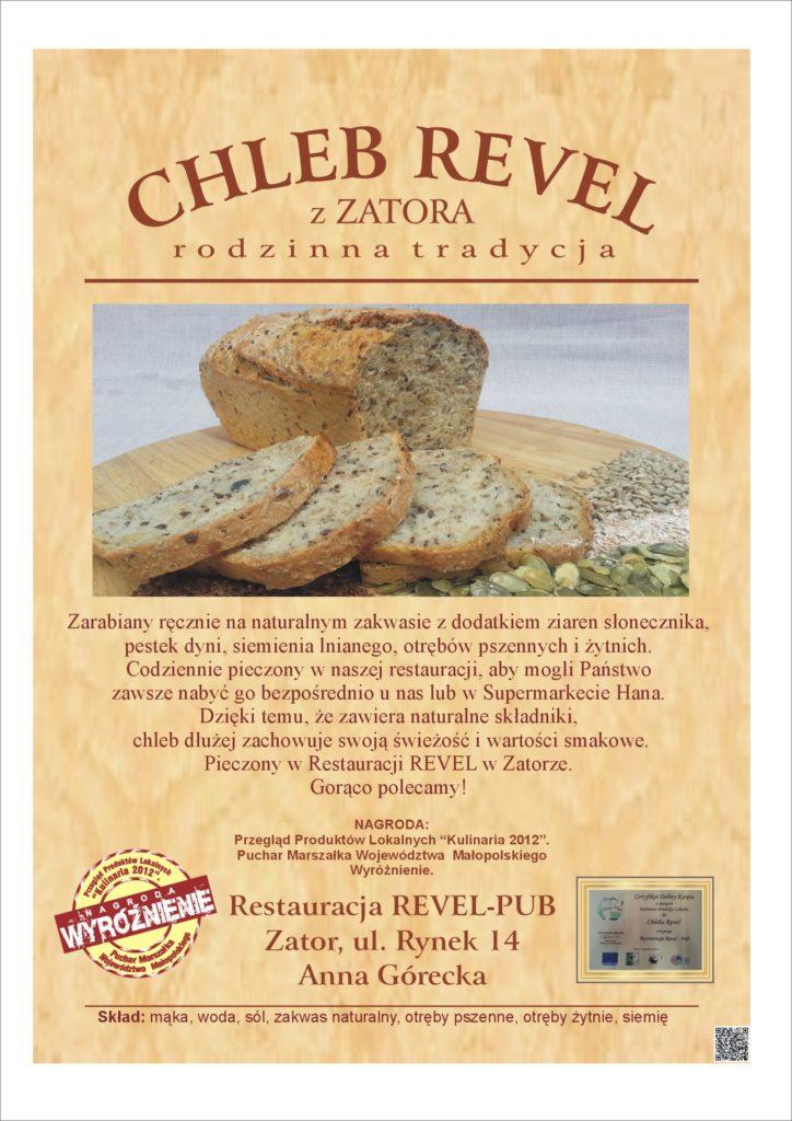 Chleb Revel plakat1